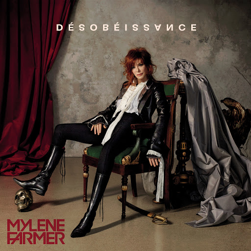 Mylène Farmer альбом Désobéissance