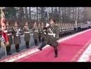 우리 당과 국가, 군대의 최고령도자 김정은동지께서 조선인민군창건 71돐에 51