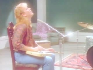 The jeff healey band. while my guitar gently weeps