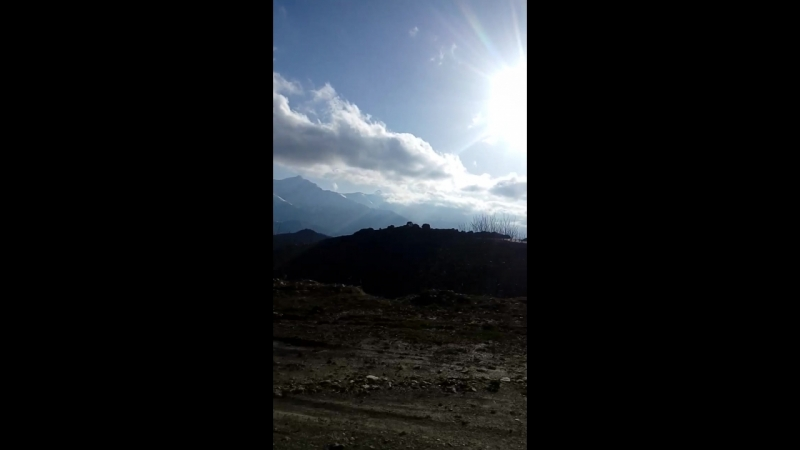 Поездка в Ингушетию