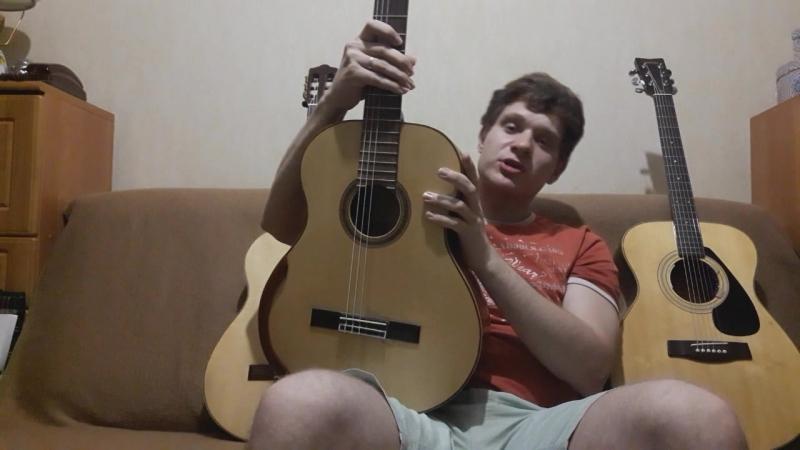 обзор гитар и совет по записи