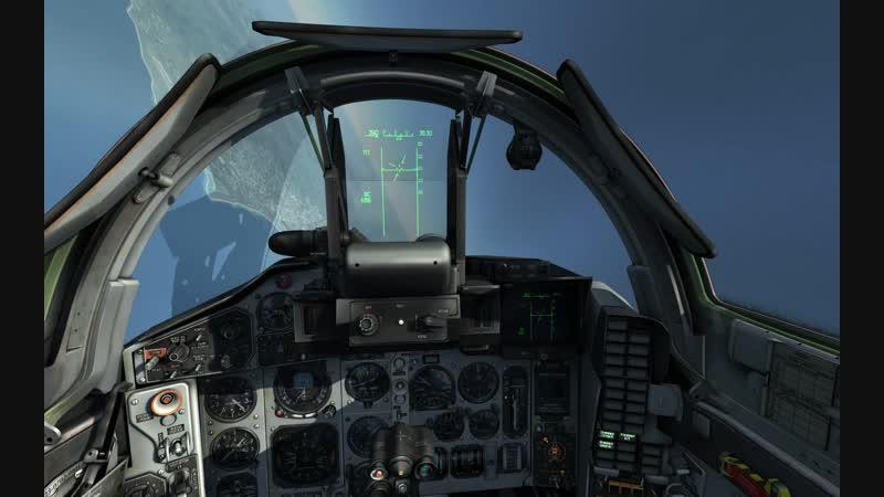 МиГ-29 vs F-16c bl.52
