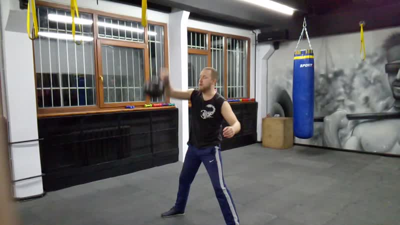 Моё силовое жонглирование
