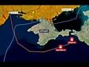 Срочно! Украинские корабли самовольно ВТОРГЛИСЬ в российскую зону Чёрного моря!