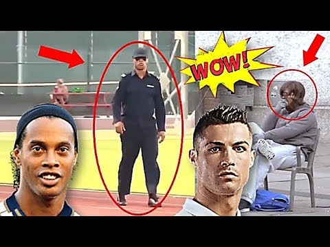 Futbolistas Famosos Que Se Disfrazaron: Ronaldinho, Cristiano Ronaldo, Zlatan Ibrahimovic y Etc
