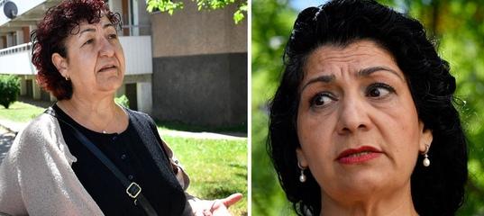 Kvinnliga sjukvardare hittades halshuggna