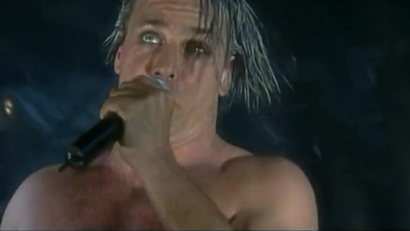Rammstein - Du Riechst So Gut    Du Hast (Live aus Berlin, 1998)