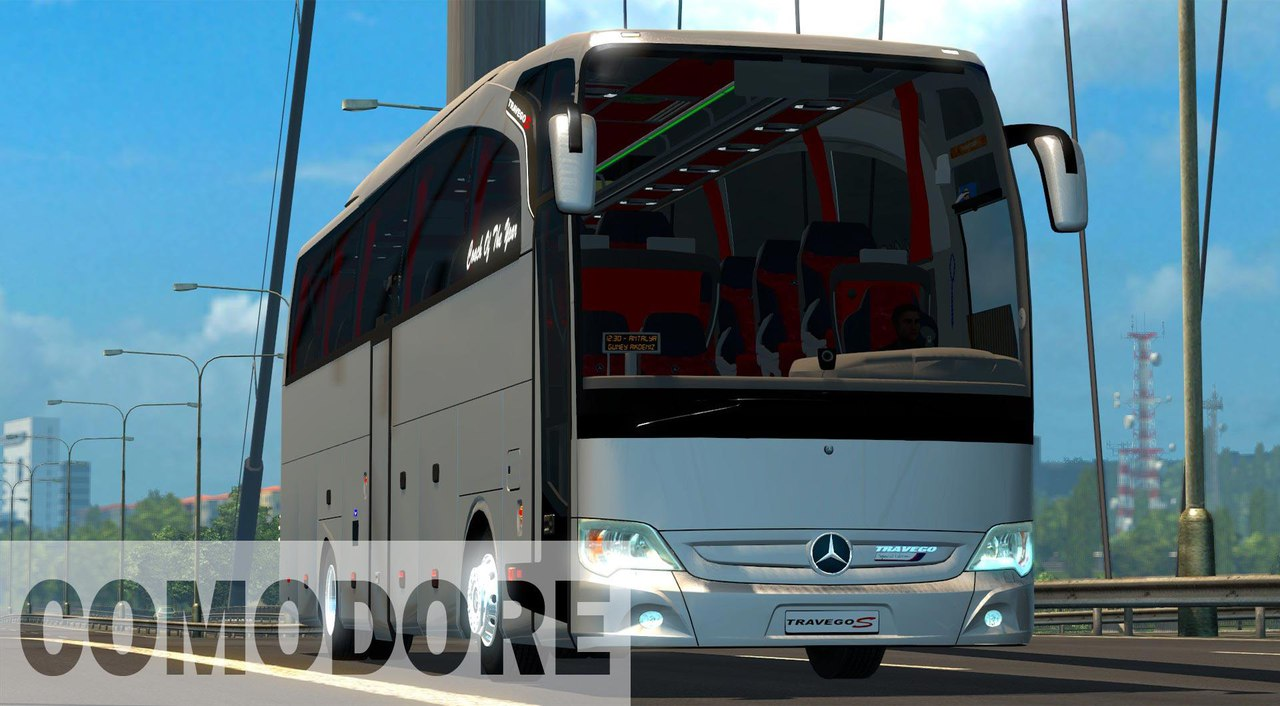 MB TRAVEGO SPECIAL EDITION V5.5