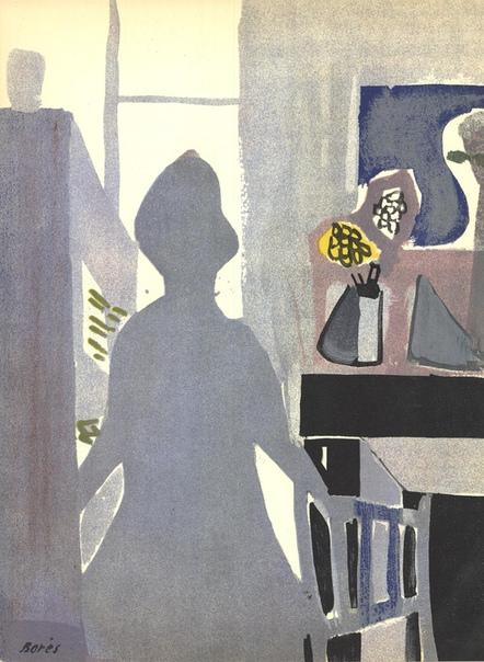 Francisco Bores (Madrid, May 6, 1898 - Paris, May 10, 1972) https://v.com/album-124758405_260080250