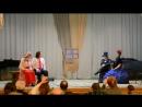 Отчётный концерт Вокального отделения спектакль За двумя зайцами 2 часть