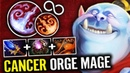 WTF!!? OGRE MAGI CARRY AdmiralBulldog Endless MULTICAST BLAST OMG Most Fun Dota 2 Gameplay