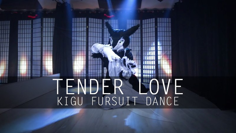Rinn - Tender Love (Troyboi) Sergal Fursuit Dance