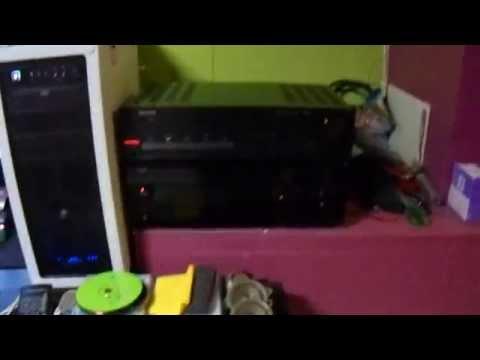 ▶️ Grundig v-301 Sony SS E411 2