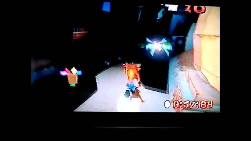 Crash Bandicoot 3: Warped (PAL).Time Trial.Bug Lite.1:00:92. PB.
