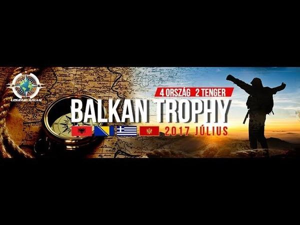 Balkan Trophy 2017. Az utak útja I.rész Bosznia-Hercegovina