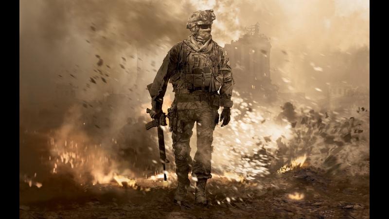 Live CoD MW2 Sniper play