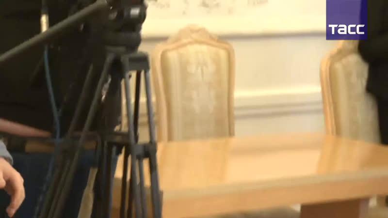 Переговоры Лаврова с новым спецпосланником генерального секретаря ООН по Сирии