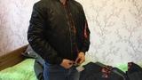 Примерка Куртки Бомбера с сайта Алиэкспресс аналога Alpha Industries