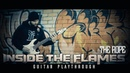 Inside the Flames - The Rope - Guitar Playthrough    Groove Metal Death Metal 2018