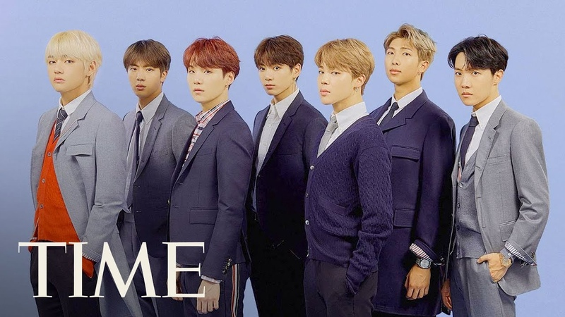 K-Pops BTS On Why Theyre Unique, Their Parents Generation More | Next Generation Leaders | TIME