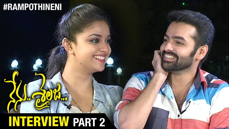 Nenu Sailaja Movie Team Exclusive Interview | Part 2 | Ram | Keerthi Suresh | Sathyaraj | DSP