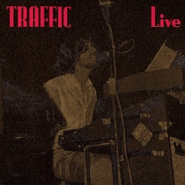 Traffic альбом Traffic Live At the Hammersmith Odean 1970