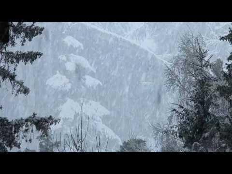 Снег идет Стихи Б. Пастернака, автор и исполнитель С. Никитин
