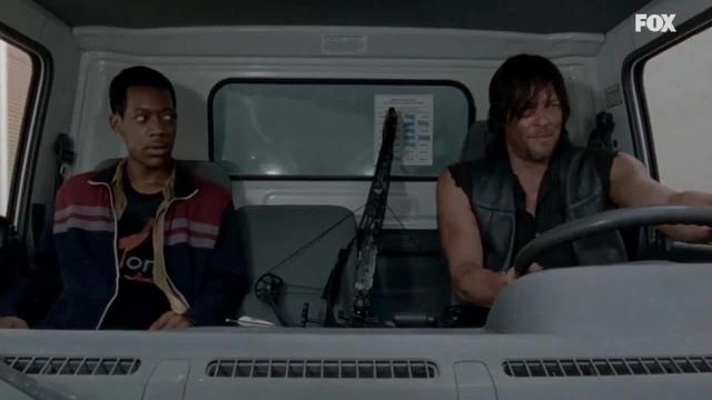 Дальнобойщики (Walking Dead)