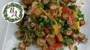 Тофу под соусом из Тахини и Лапша Соба Вкусный ужин за 30 минут!
