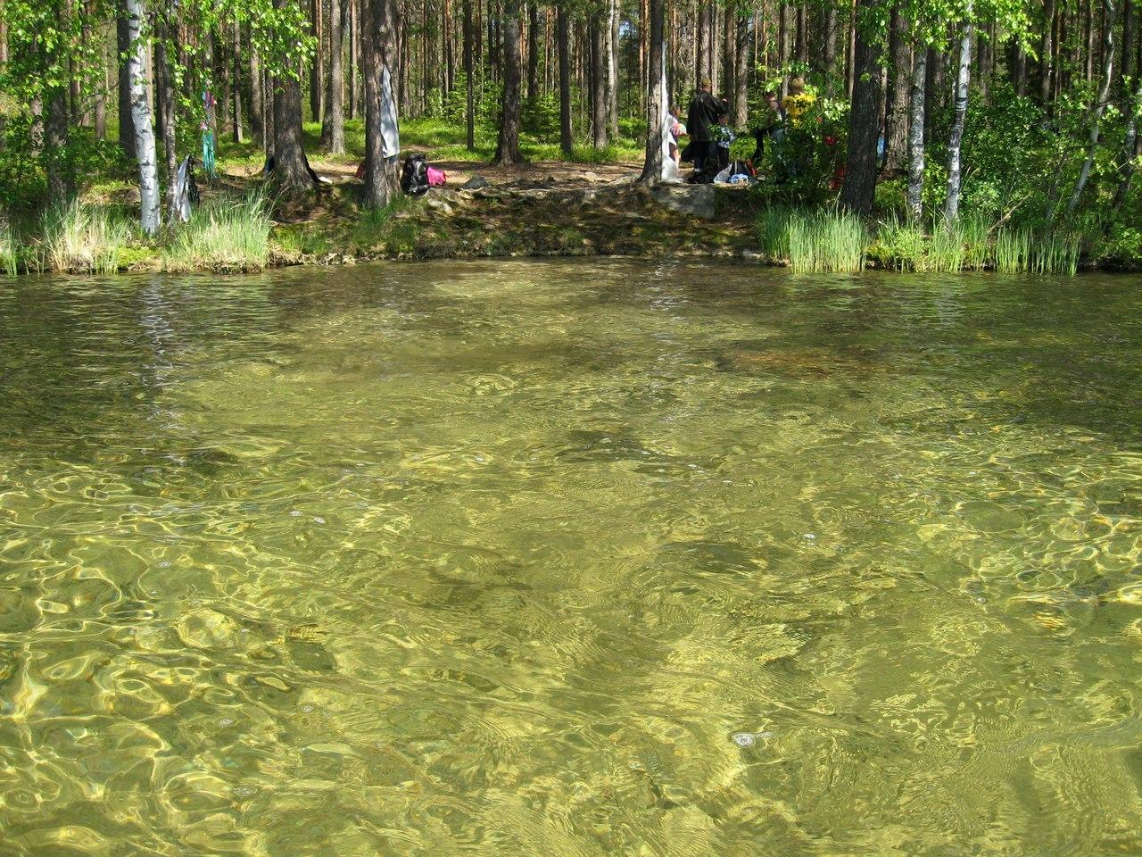 Экологический поход. Отдых на замечательном озере Белянском. И уборка его берегов нашей командой