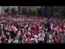 Саранск, болельщики Перу, Мордовия Арена, Дания (240p).mp4