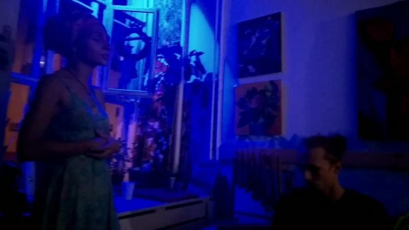 Афтепати-джем в Чаше мира. Jaya Radhe