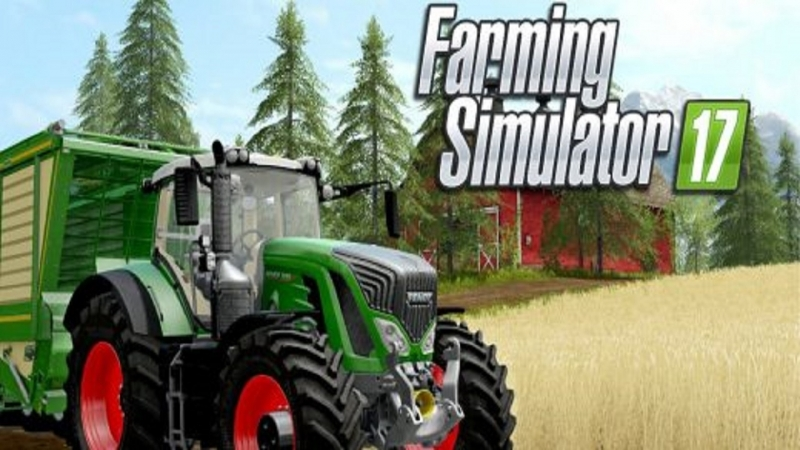 Стрим 133 по Farming Simulator 17, (Goldcrest Valley), Американская мечта. American dream