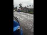 Переулок Радищева после небольшого дождя (Barnaul22)