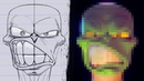 TRANSFORMANDO o MÁSKARA dos quadrinhos em 3D Veja como ficou