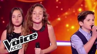 Nos secrets | Pauline / Thibault / Clarisse | The Voice Kids France 2017 | Battle