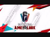 #SixInvitational - ФИНАЛ. Empire vs G2 eSports. Болеем за наших все страной. Каст #Amedalook. Чемпионат мира по Rainbow6Siege.