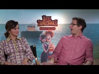 Hotel Transylvania 3 Summer Vacation. Andy Samberg. Selena Gomez.