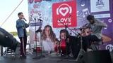 HOSPIS - Don't Breathe (live on Love radio b-day)