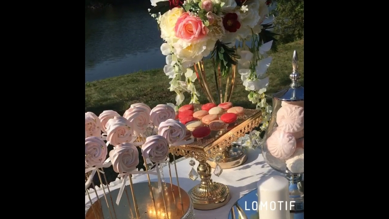 Wedding candy bar by @decor_beauty_party
