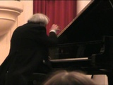 Grigory Sokolov - Brahms Capriccio No. 7 in D Minor Op.116