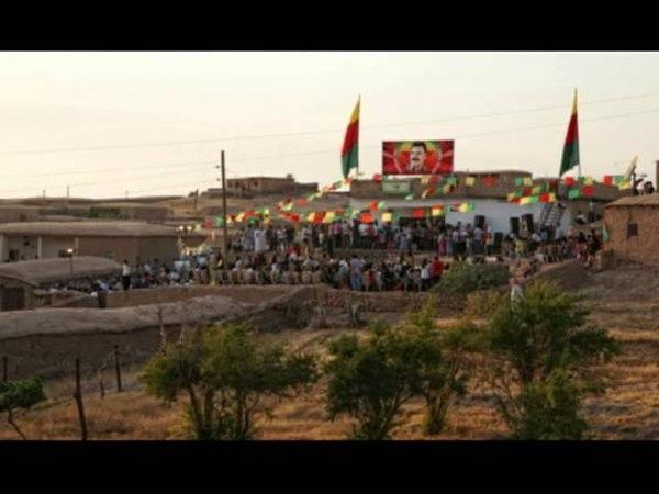 Hozan Beko YPJ YPG Serê Kaniyê .