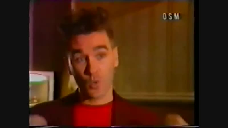 Morrissey on The Other Side of Midnight (1988)