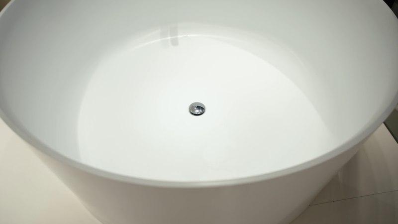 LAUFEN | Val - Round bathtub