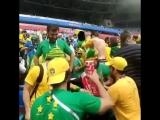 Как надо вести себя на стадионе после матча!