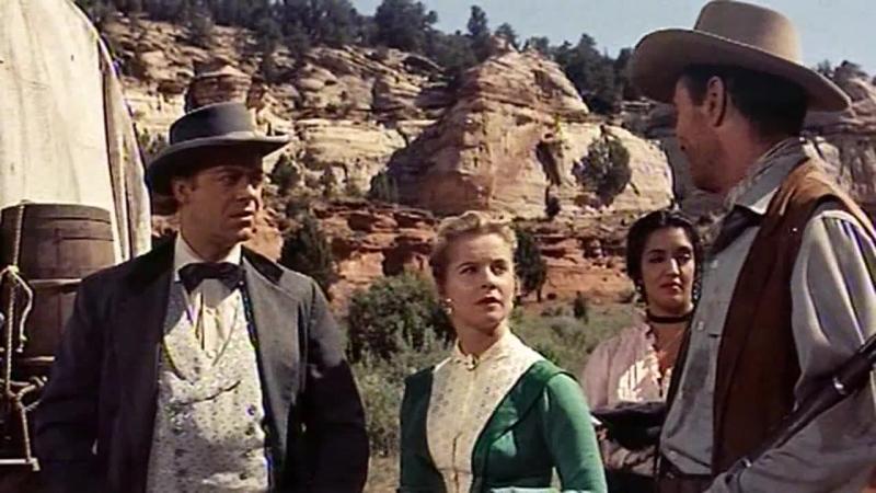 Бойня в Драгун-Веллс / Dragoon Wells Massacre (1957)