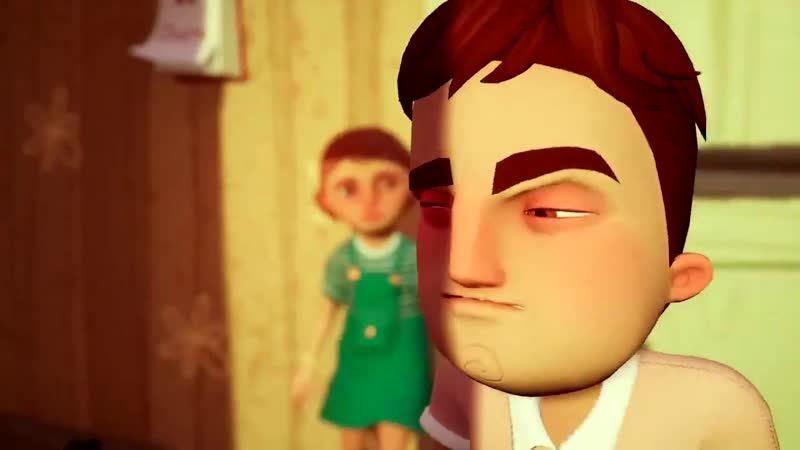 Hello Neighbor Hide and Seek is available for free preorders on iOS