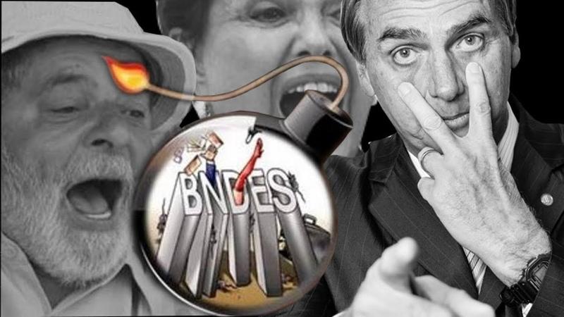Bolsonaro abriu a Caixa PRETA do PT! A maior FALCATRUA da História da Humanidade será REVELADA!