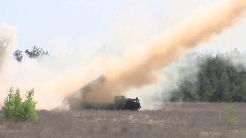 Завершились фінальні випробування ракетного комплексу «Вільха»