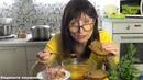 (Премьера-см.чат) Гороховый суп сербаю АСМР cooking ИТИНГ eating ASMR mukbang 먹방